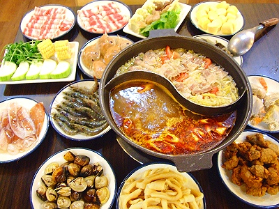 Hot pot paradise for Authentic asian cuisine